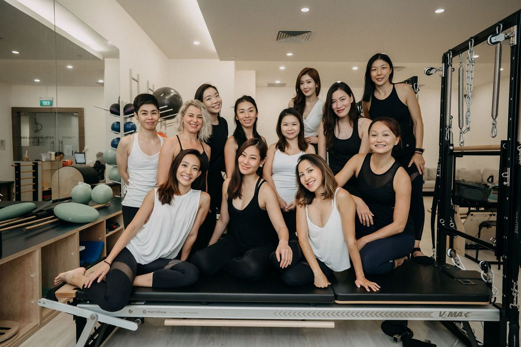 Breathe Pilates-Pilates Studios Singapore